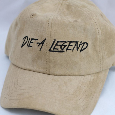 Кепка Dad Hat Tomb 45 Suede