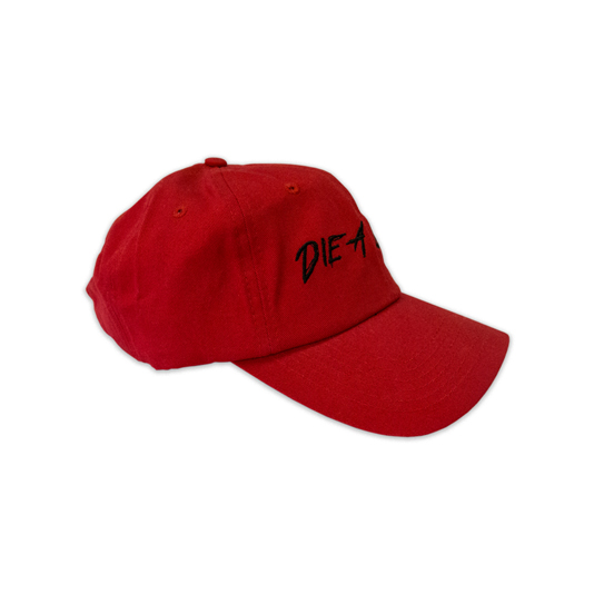 Кепка Dad Hat Tomb 45 Red
