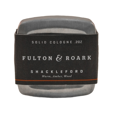 Сухой одеколон Fulton & Roark SHACKLEFORD